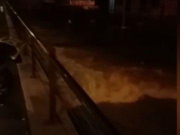 DANA. Inundaciones en Castelldefels