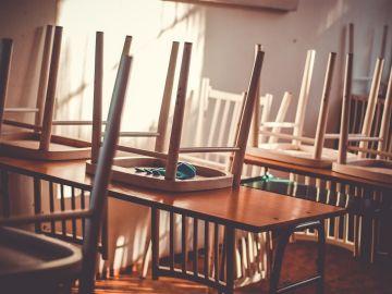 Un colegio de Mos en Pontevedra no puede abrir las aulas por el posible contagio de 20 profesores