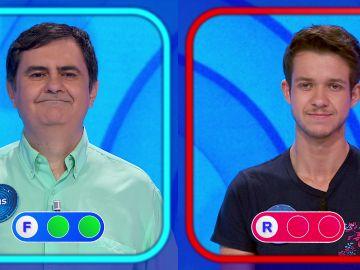 Nueva sorpresa en la 'Silla Azul': Jaime queda eliminado un programa después de ganar a Nacho