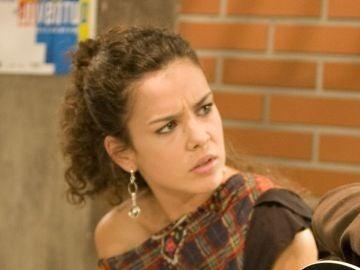 Sandra Bñazquez como Alma en 'Física o Química'