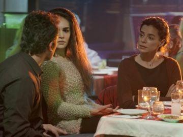 Arif reconoce por primera vez que está enamorado… ¿de Bahar?