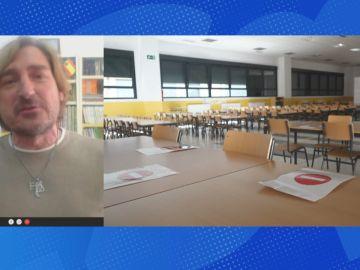 """Toni García, mejor profesor de España: """"Es inaceptable que las sustituciones de los profesores tarden una semana en llegar"""""""