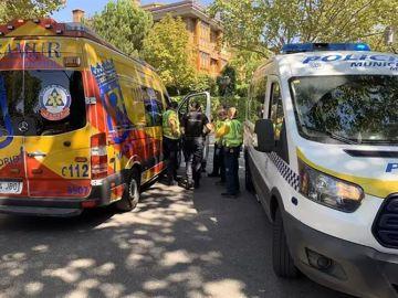Detenido el conductor de un autobús que atropelló a un hombre y se dio a la fuga en Pozuelo