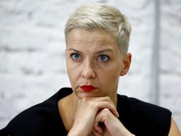 Detienen en Minsk a la dirigente opositora bielorrusa, María Kolésnikova, cuando intentaba abandonar ilegalmente el país