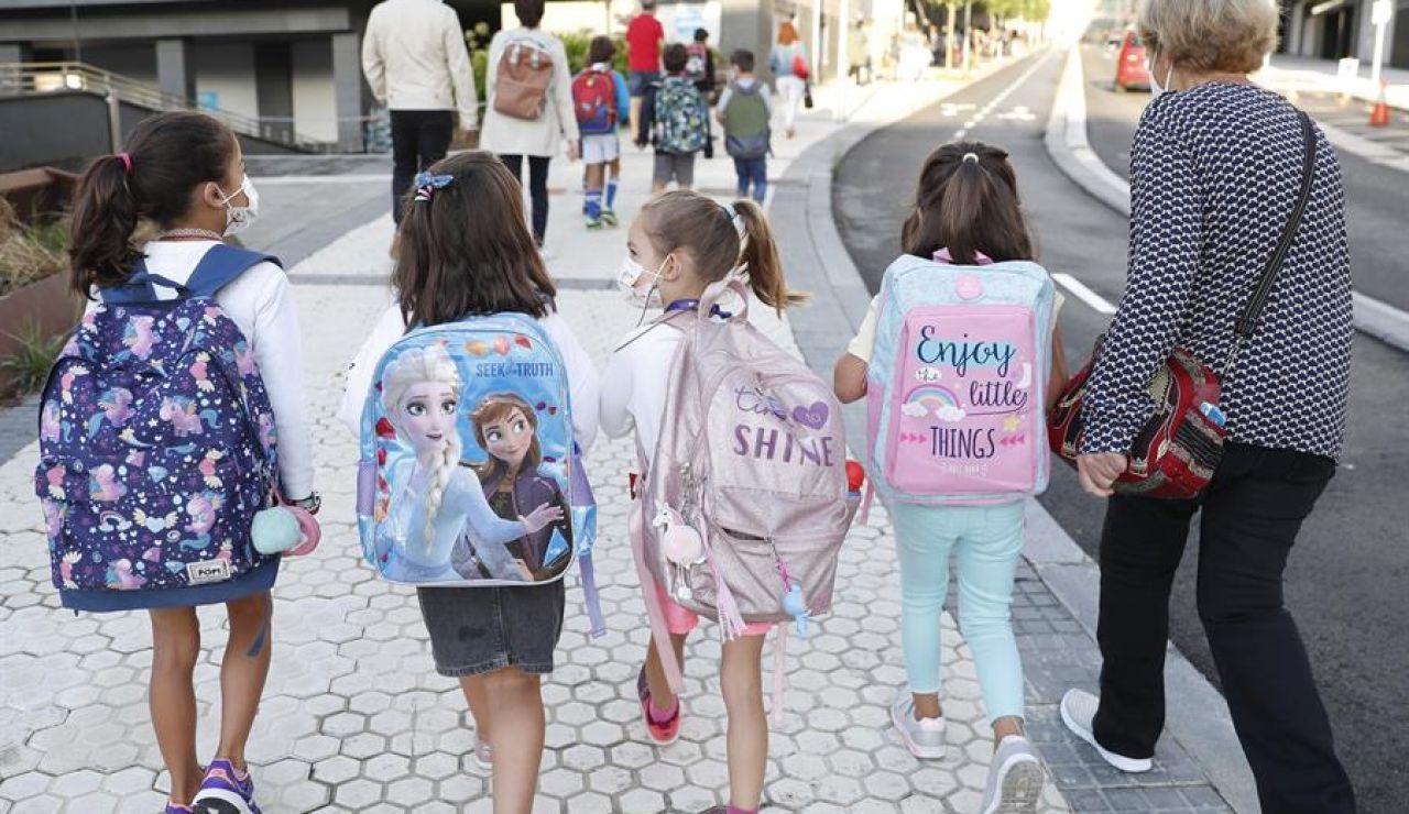 Absentismo escolar por coronavirus: ¿A qué se enfrentan los padres?