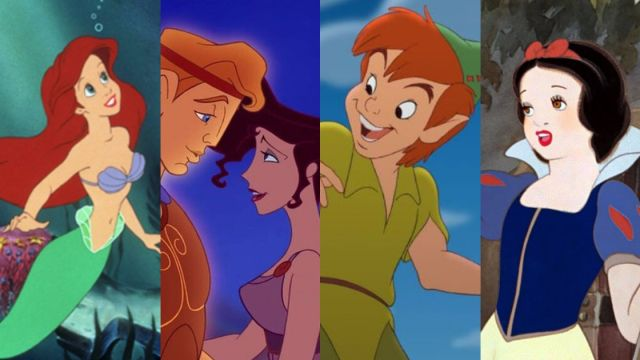 Remakes de Disney en camino
