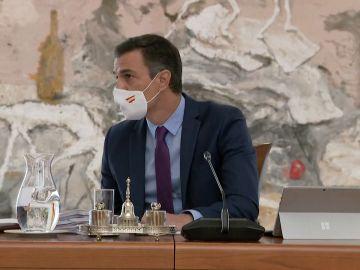 Comparecencia del Consejo de Ministros hoy martes 8 de septiembre, streaming en directo