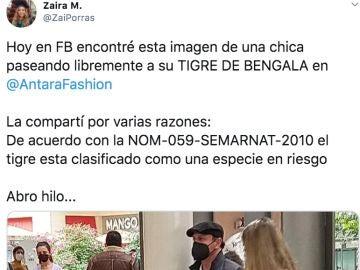 Twitter de @ZaiPorras