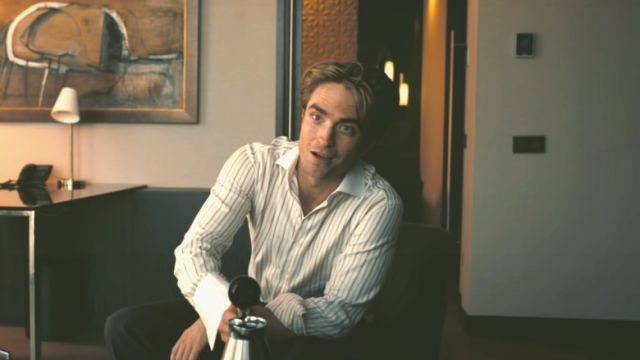 Robert Pattinson en 'Tenet'