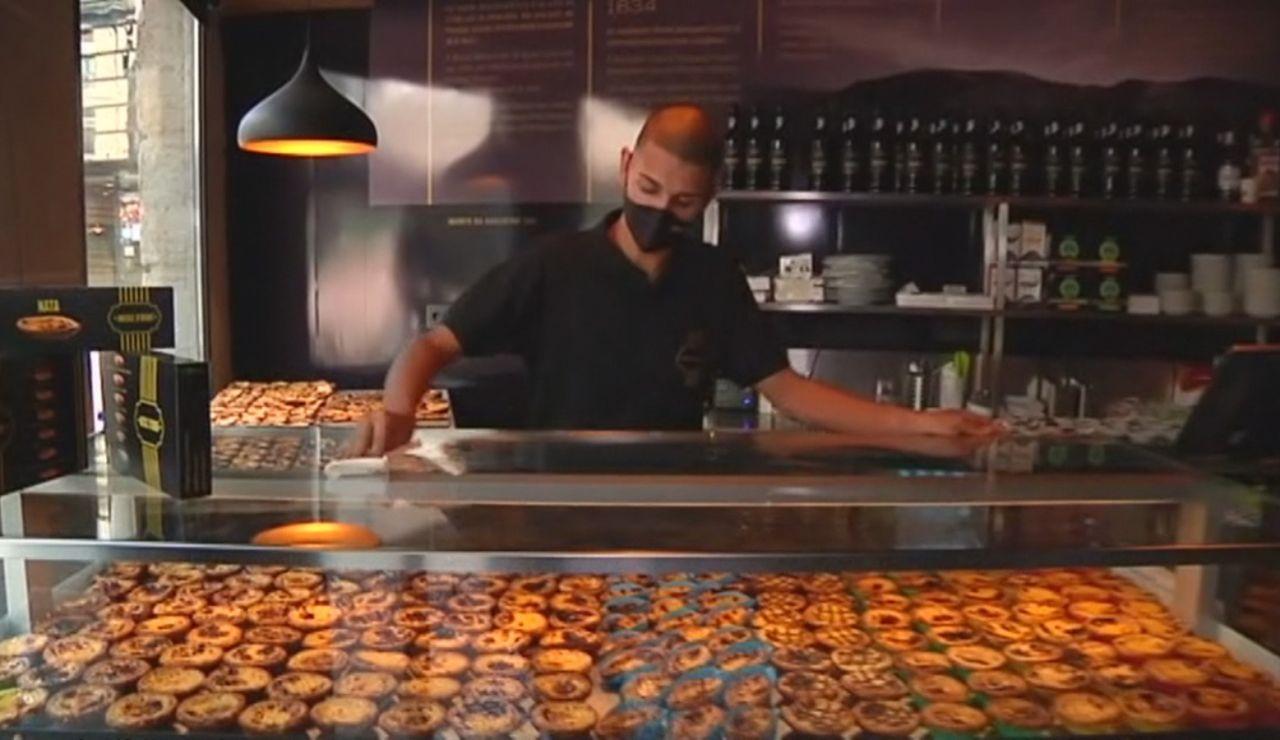 Una cafetería de Pontevedra cambia toda su plantilla porque los trabajadores están haciendo cuarentena por el coronavirus