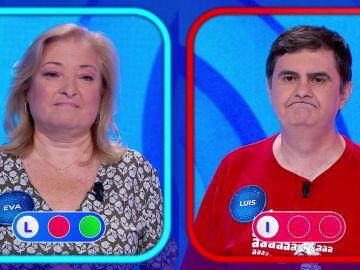 Eva se impone a Luis en un emocionante duelo por la 'Silla Azul'