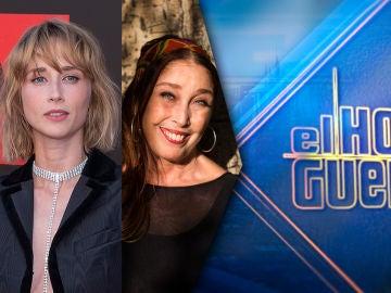 El miércoles, noche de cine en 'El Hormiguero 3.0' con las actrices Verónica Forqué e Ingrid García Jonsson
