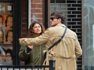 Zendaya y Jacob Elordi, protagonistas de 'Euphoria'
