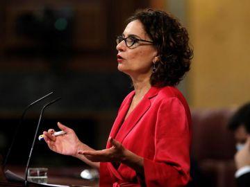 El Gobierno asume que la votación en el Congreso del decreto del superavit de los ayuntamientos no saldrá adelante