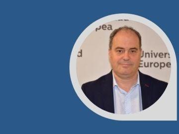 Moisés Ruiz, Profesor Titular de la Universidad Europea y experto en Liderazgo