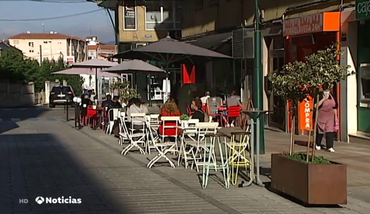 """Dos fiestas con cien personas ponen Torrelavega en punto """"crítico"""" por coronavirus"""