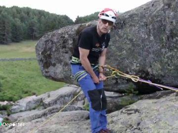 """El rápel, una actividad clave en el alpinismo: """"Es fácil de hacer, pero un mínimo error puede costarte la vida"""""""