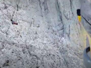 Rescate en el Urriellu, Asturias
