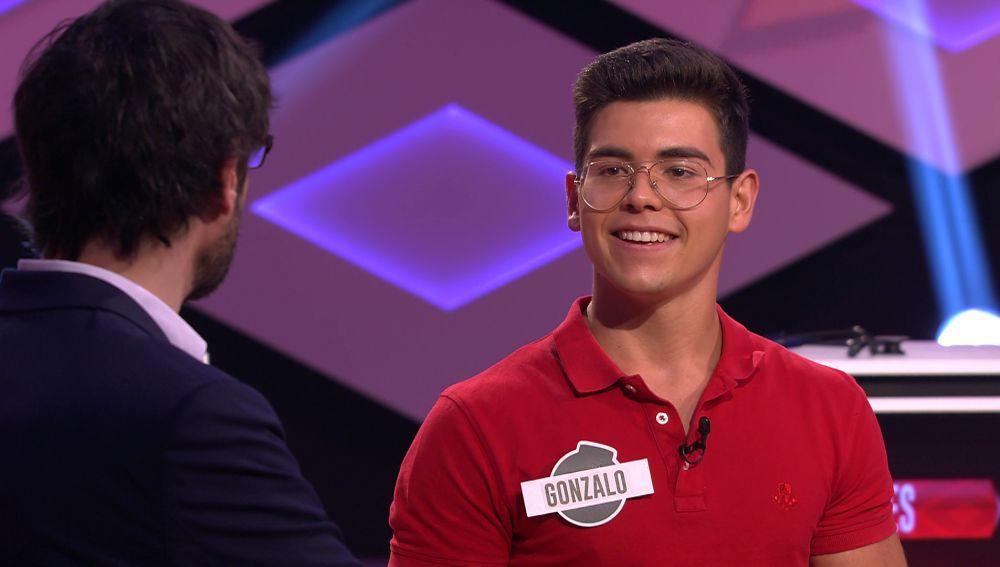Gonzalo, de 'Los frates', explica el curioso origen del nombre de este equipo de '¡Boom!'