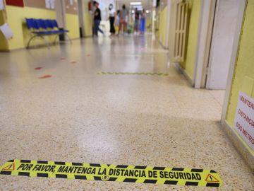 Incidencias por coronavirus en colegios en tan solo 5 días de curso