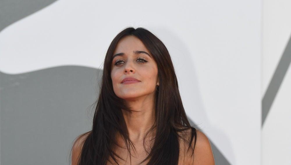 Macarena García en el Festival de Venecia 2020