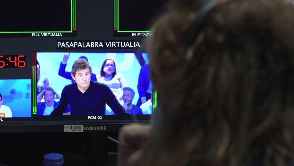 Detrás de las cámaras: así se grabaron los programas de 'Pasapalabra' con Manel Fuentes