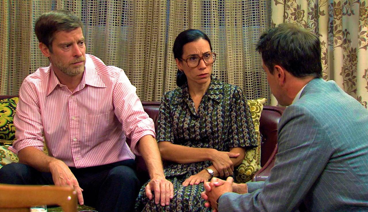La decisión irrevocable de Abel, Manolita y Marcelino ante el embarazo de sus hijos