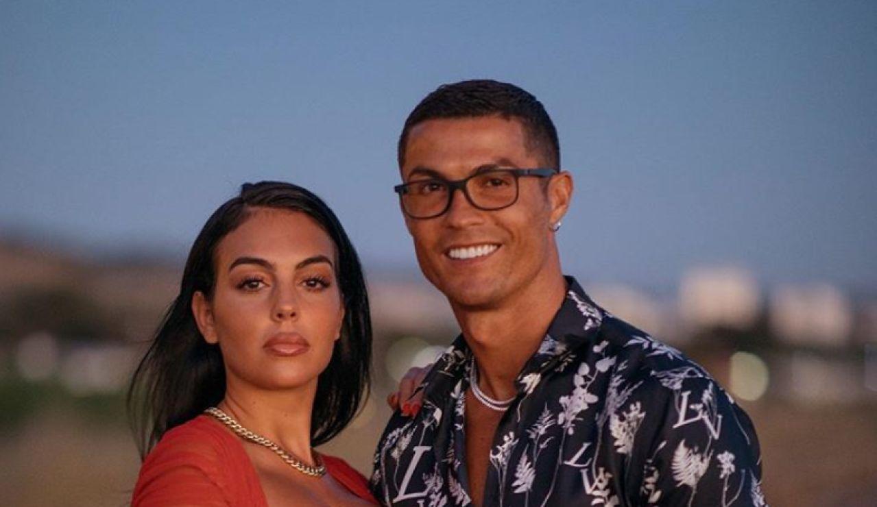 Cristiano Ronaldo regala a Georgina Rodríguez el anillo de diamantes más caro del mundo