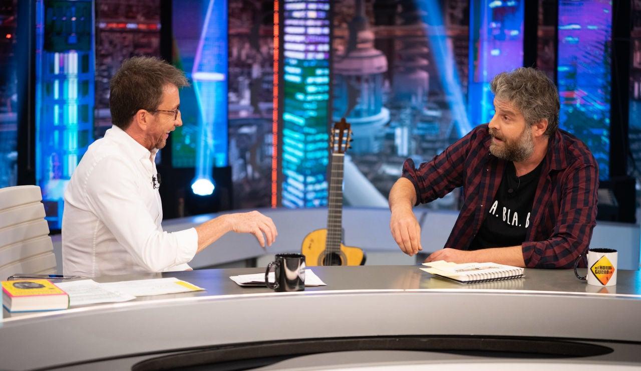 """Raúl Cimas recuerda en 'El Hormiguero 3.0' su peor noche como monologuista: """"El humor tiene muchos riesgos"""""""