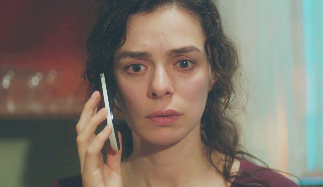 El mundo se derrumba ante Bahar: el inevitable momento en el que descubre que Sirin era la amante de Sarp