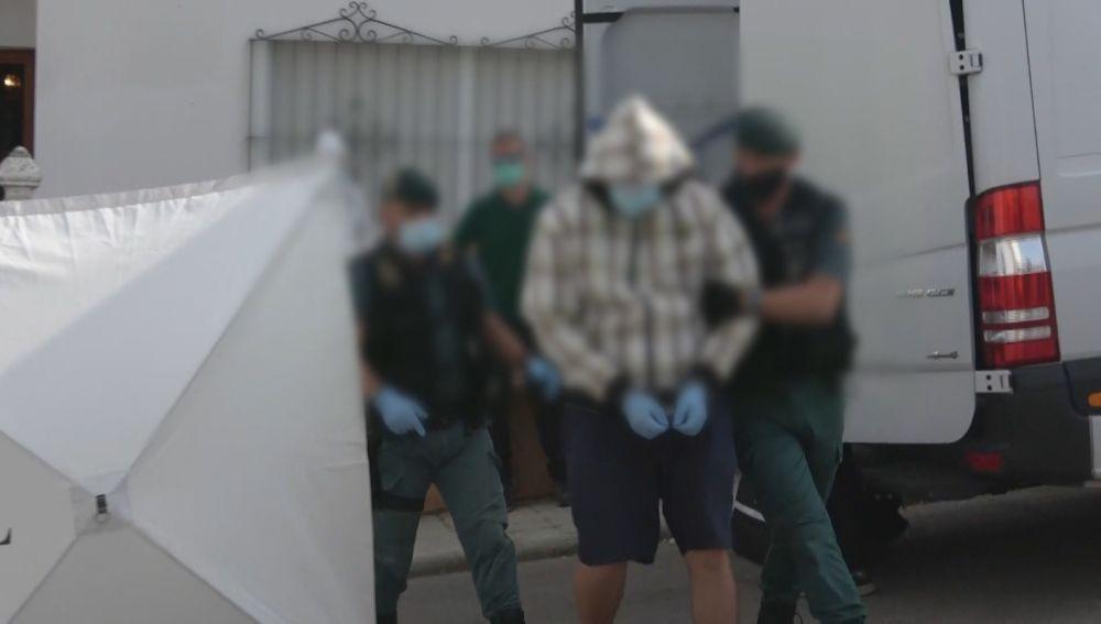 Detenido Manuela Chavero