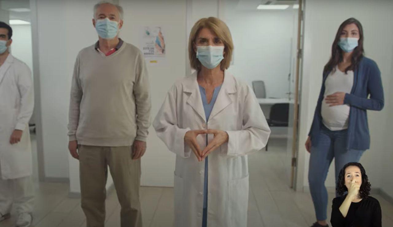 Sanidad lanza la campaña 'Este año marco la diferencia' para reforzar la vacunación contra la gripe en plena pandemia de coronavirus