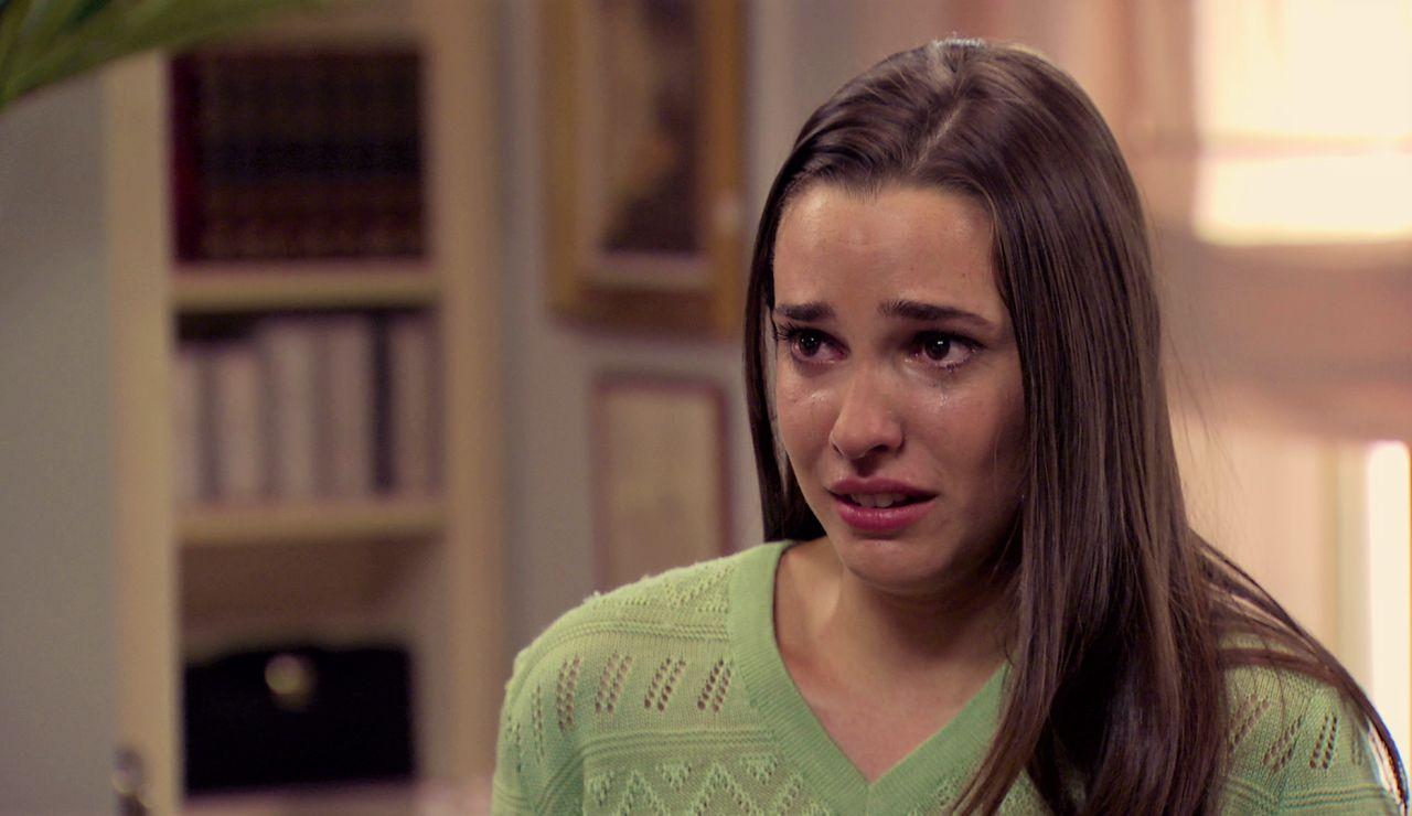 Emma, acorralada ante las sospechas de Abel sobre su embarazo