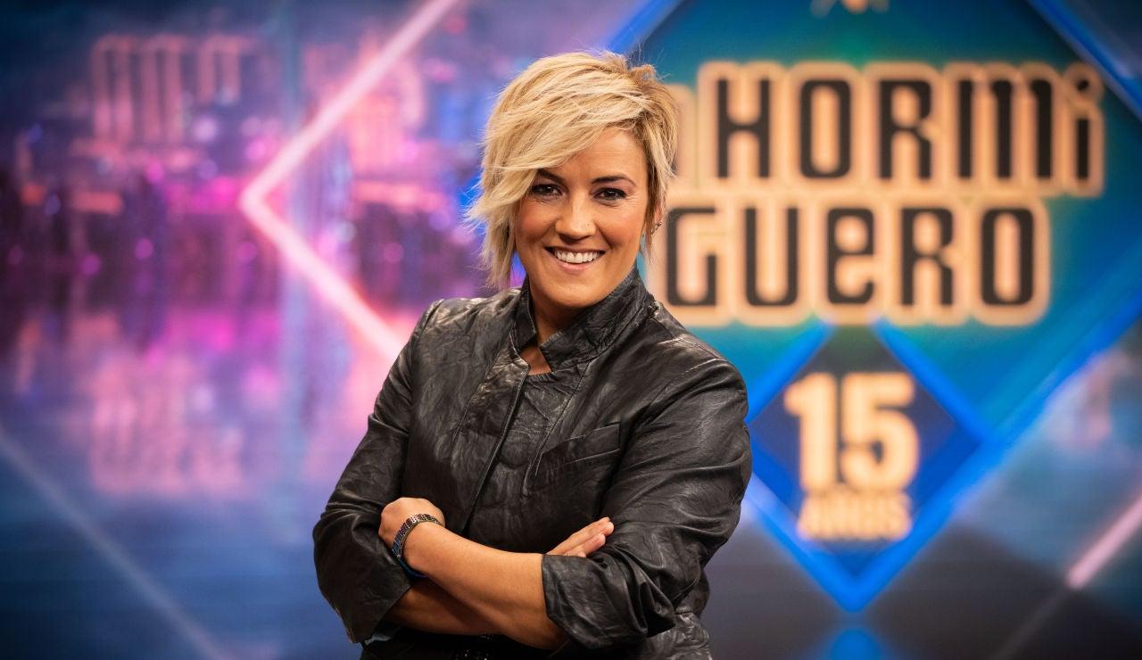Cristina Pardo - 'El Hormiguero 3.0' temporada 2020/2021