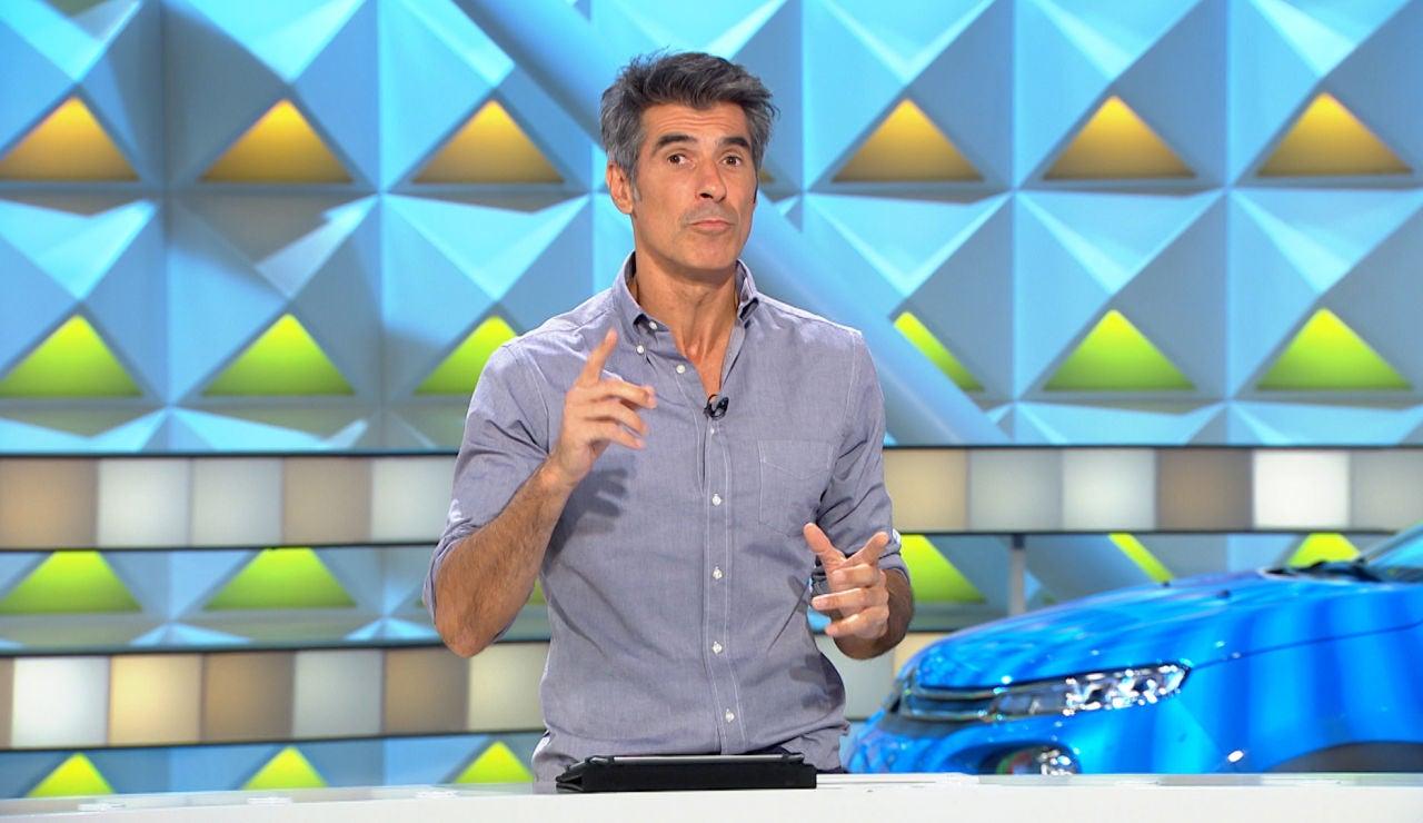 """Jorge Fernández desvela uno de sus rituales favoritos en 'La ruleta de la suerte': """"Eso es maravilloso"""""""