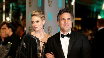 Mark Ruffalo y su mujer Sunrise Coigney