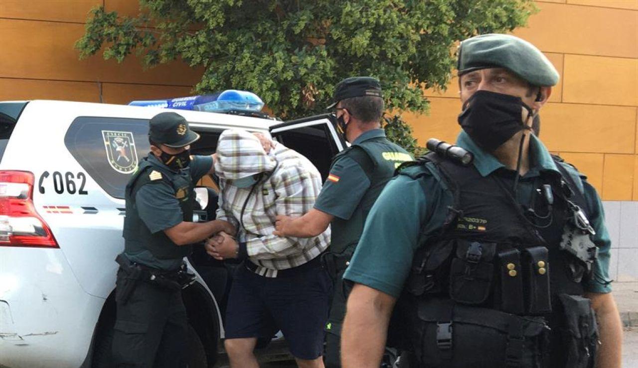 Prisión provisional y sin fianza para el asesino confeso de Manuela Chavero