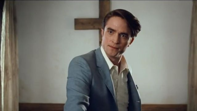Robert Pattinson en 'El diablo a todas horas'