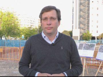 """José Luis Martínez-Almedia: """"Podemos es irresponsable alentando a la gente a salir a la calle, quiere aprovecharse del sur y sus vecinos"""""""