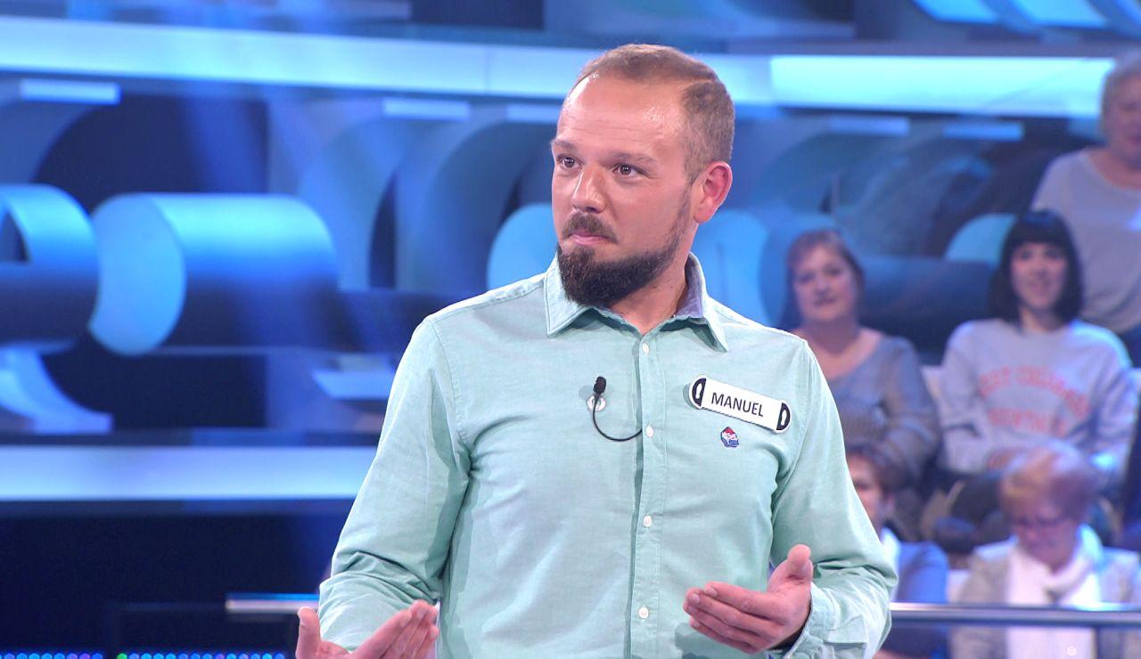 Arturo Valls, alucinado por la chulería de un concursante de '¡Ahora caigo!' tras quedarse sin comodines