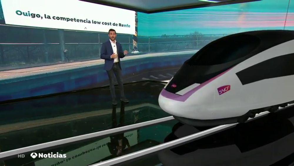 Los trenes de alta velocidad privados llegarán en otoño a España