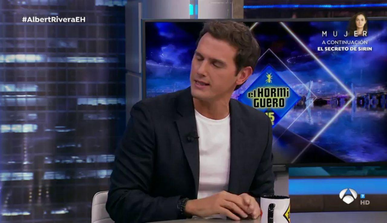 Disfruta de la entrevista completa a Albert Rivera en 'El Hormiguero 3.0'