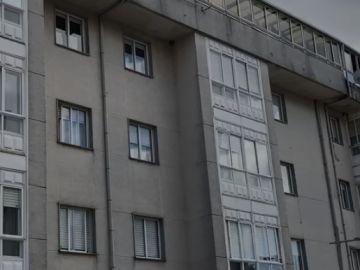 Asesinado un hombre en un piso de Sigüeiro, A Coruña