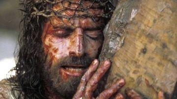 Jim Caviezel en 'La Pasión de Cristo'
