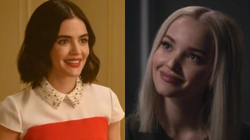 Lucy Hale en 'Katy Keene' y Dove Cameron en 'Agents of SHIELD'