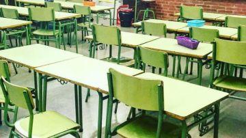 Una clase del Colegio Santo Tomás ha tenido que ser confinada