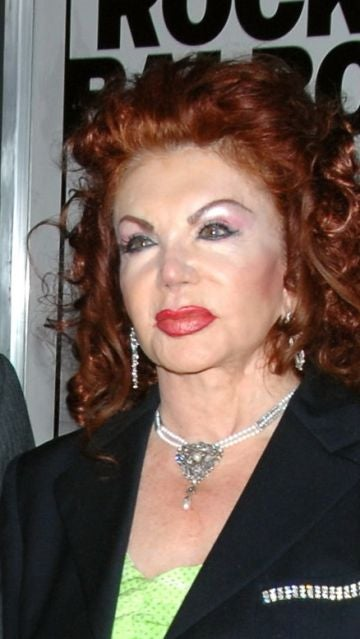 Jackie Stallone, madre de Sylvester Stallone