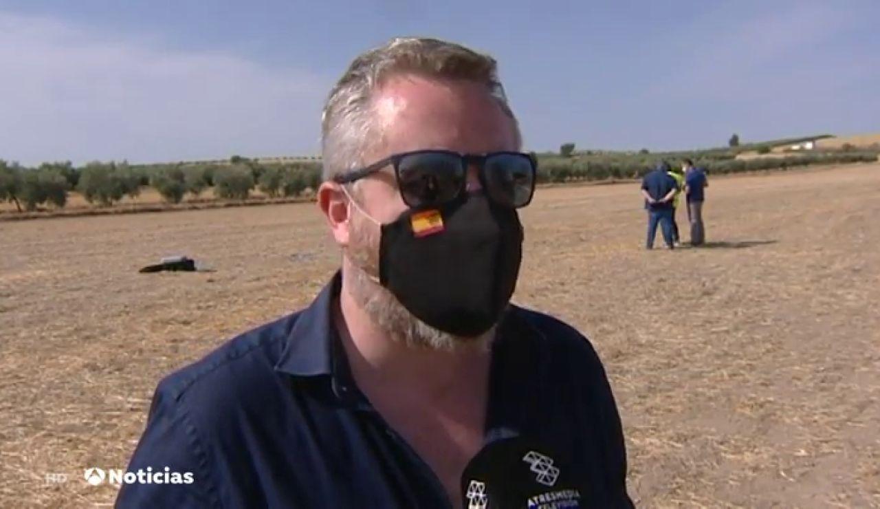 Un dron, el último recurso para localizar a la pantera negra de Granada