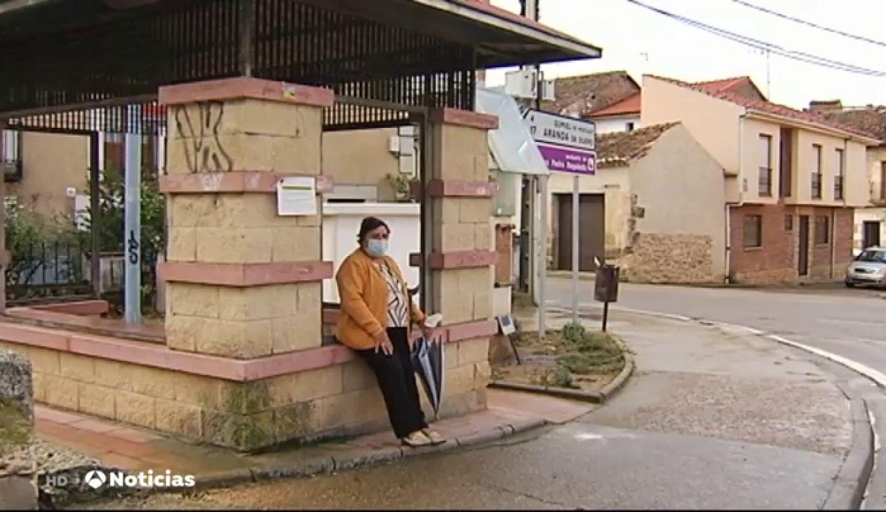 Los vecinos de Sotillo de la Ribera, en Burgos, denuncian que no tiene médico en pleno confinamiento por el coronavirus