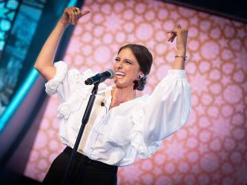 María Peláe revoluciona 'El Hormiguero 3.0' con su éxito 'La niña'